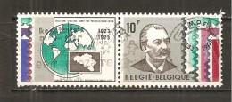 Bélgica - Belgium - Yvert  1680 (usado) (o) - Belgium