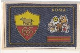 ROMA1978/79 -SCUDETTO TELA Da RECUPERO (60313) - Panini