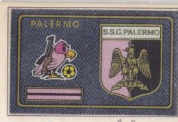 PALERMO 1978/79 -SCUDETTO TELA Da RECUPERO (60313) - Panini