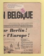 Journal Nation Belgique - 1962-1963 - Typo Precancels 1951-80 (Figure On Lion)