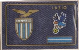 LAZIO 1978/79 -SCUDETTO TELA Da RECUPERO (60313) - Panini