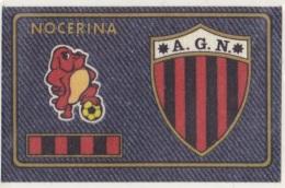 NOCERINA  1978/79 -SCUDETTO TELA Da RECUPERO (60313) - Panini