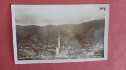 > Venezuela Caracas== RPPC----- As Is Removed From Album    ----- Ref 2420 - Venezuela