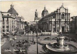 CATANIA - F/G    B/N Lucido ( 50310) - Catania