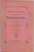 D 165 Recueil Pour La Distribution Des Prix à Notre Dame Des Aydes à Blois En 1933 - Autres Collections