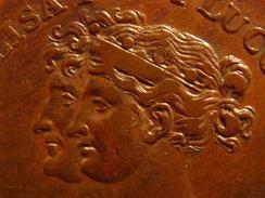 Italie - Principato Di Lucca E Piombino - 5 Centesimi 1806 3046 - Regional Coins