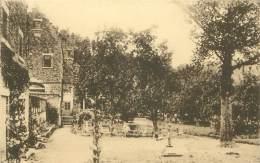 COMBLAIN-AU-PONT - Hotel Des Glycines - Vue De La Treille Et Des Annexes - Comblain-au-Pont