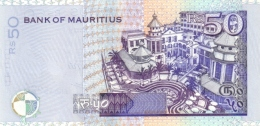 MAURITIUS P. 50b 50 R 2001 UNC - Maurice