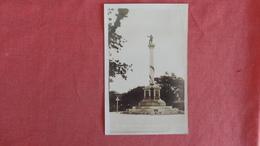 > Venezuela  Valencia=  Bolivar  RPPC- --- As Is Removed From Album    ----- Ref 2420 - Venezuela