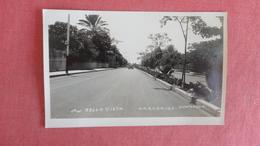 > Venezuela  Maracaibo  RPPC- --- As Is Removed From Album    ----- Ref 2420 - Venezuela