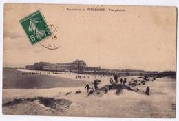 CPA POSTKAART - ZUYDCOOTE 59 Nord -  1913  Vue Générale, La Plage Bien Animée  - Edit. Imprimerie Réunie De Nancy - Non Classificati