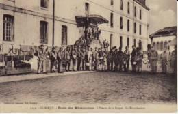 LORIENT - École Des Mécaniciens - L'heure De La Soupe - La Distribution (Kd-D375) Neuve - Lorient