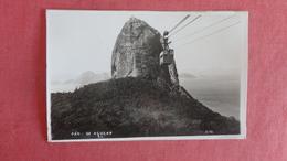 Brazil > Rio De Janeiro  RPPC- --- As Is Removed From Album    ----- Ref 2420 - Rio De Janeiro