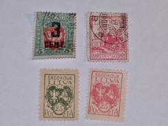 LITUANIE  1920-21  LOT # 4 - Lituanie