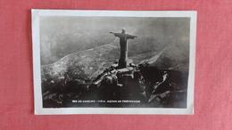 Brazil > Rio De Janeiro  RPPC- --- As Is Removed From Album    ----- Ref 2421 - Rio De Janeiro