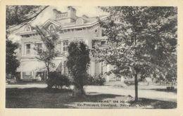Westland Mansion - The House Ex-President Grover Cleveland - Princeton NJ - Etats-Unis