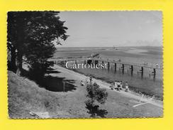 CPSM 44 - LE CROISIC - L'Estacade - 1956 - Le Croisic