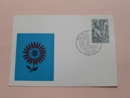 CEPT Europa Dag GENT 26-9-1964 VVV ( Zie Foto Voor/pour Détails ) !! - Cartes Souvenir