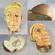 ~ TETE BOSSONS LIECHTENSTEINER - Sculpture Statue Principauté De Liechtenstein - Autres