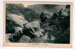 CPA-PL1007-GAVARNIE LE CHAOS ATTELAGES - Gavarnie