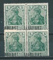 Saar MiNr. 32 VB - Extrem Verschobener Aufdruck   (sab46) - 1920-35 Saargebied -onder Volkenbond