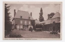 08 ARDENNES - ROCQUIGNY Château De L'aviateur Jean Mermoz - Autres Communes
