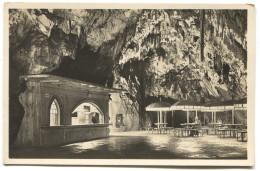 POSTOJNA, Grotte Di Postumia - Slovenia, Post Office, Old Postcard - Slowenien