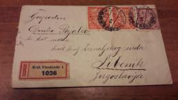 Old Letter - Czechoslovakia - Tsjechoslowakije