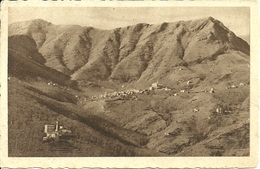 Pannesi Di Lumarzo (Genova, Liguria) Santuario Di Nostra Signora Del Bosco, Panorama, View, Vue, Ansicht - Genova