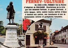 FERNEY-VOLTAIRE - AIN   (01) -  2 CPSM DE 1978. - Ferney-Voltaire