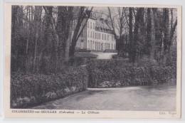 COLOMBIERS-SUR-SEULLES (Calvados) - Le Château - France