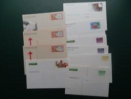 BAK3A/LOT68    10  POSTKAARTEN  XX. - Postal Stationery