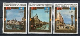 Camerún 1972. Yvert A 197-99 ** MNH. - Cameroun (1960-...)