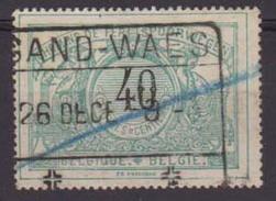 België/Belgique OBP Nr TR/SP/CF 20 Afgestempeld/cachet Gand-Waes .Zie/voir Scan - Gebraucht