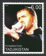 Tajikistan, 6 S. 2000, George Michael, MNH - Tajikistan