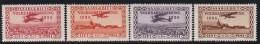 Saar      .      Michel   .    195/198     .      *     .        Ungebraucht  Mit Gummi   Und  Falz - Unused Stamps