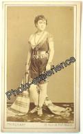 Photo Cdv XIX Célébrité Femme Artiste Celebrity Women Artist 1860 ADAH MENKEN - Foto's