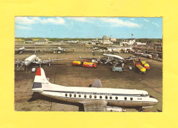 Postcard - Aerodromes, Amsterdam     (24237) - Aerodrome