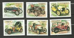 Bénin N°850 à 855 Neufs** Cote 7.25 Euros - Benin - Dahomey (1960-...)