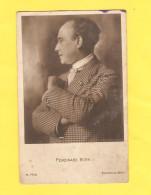 Postcard - Film, Actor, Ferdinand Bonn      (24246) - Schauspieler