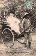 Saïgon : Pousse Pousse - Viêt-Nam