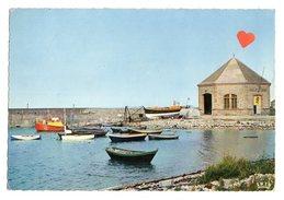 12866-LE-50-Environs De CHERBOURG--LA HAGUE--GOURY-Le Port  Et Les Bateaux De Pêche - Cherbourg
