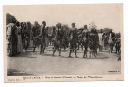 HAUTE  SANGA / HAUTE SANGHA / MAMBERE KADEI (REPUBLIQUE CENTRAFRICAINE) - DANSE DE FEMME N´GOUNDIS - Zentralafrik. Republik