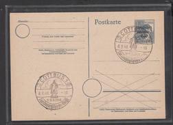 GERMANIA   DDR  - 1948 . Annullo Speciale - - Fabbriche E Imprese