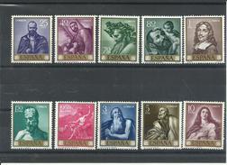 ESPAÑA EDIFIL  1498/507   MNH  ** - 1931-Hoy: 2ª República - ... Juan Carlos I