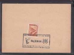 AUSTRIA 1946 - Annullo Speciale -  Exportmustershau - Tessili