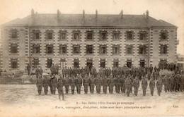 Nos Fideles Allies Russes En Campagne - Guerre 1914-18