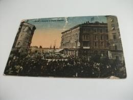 FIUME CONCERTO IN PIAZZA ADAMICH RARA - Kroatien
