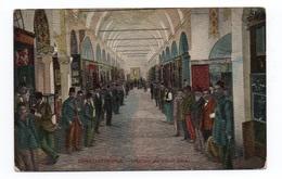 CONSTANTINOPLE - INTERIEUR DU GRAND BAZAR - Turkije