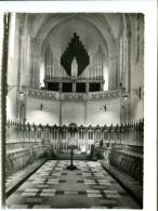 CP   DOURGNE      (81)  ABBAYE SAINTE SCHOLASTIQUE  CHOEUR DES MONIALES  (orgues) - Dourgne
